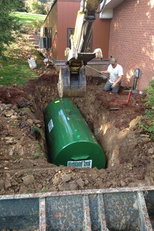 Septic Work in Greensburg